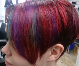 Haarkleuring 4