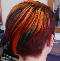 Haarkleuring 8