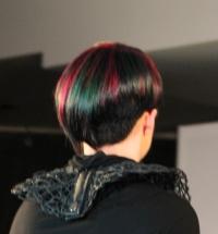 Haarkleuring show 5