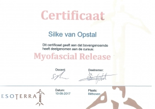 Myofascial release I